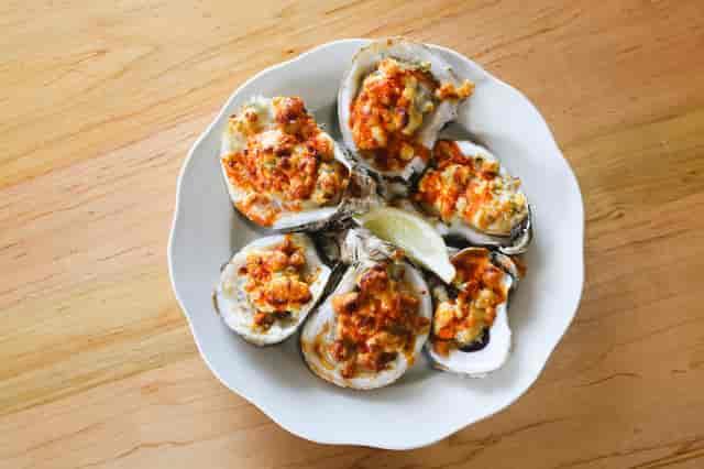 Buffalo & Bleu Oysters