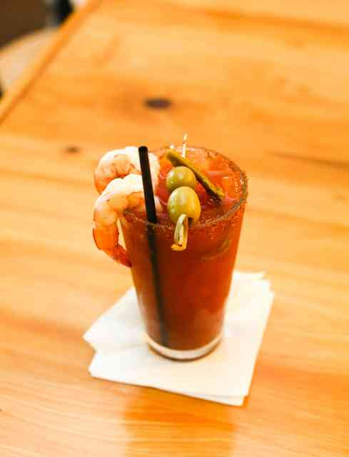 Baited Hook Specialty Drink