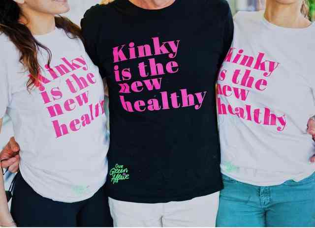 kinky is the new healthy