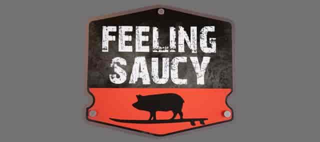 feeling saucy