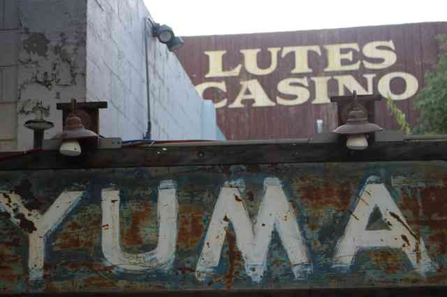 Yuma Sign