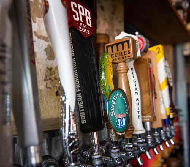 beer handles