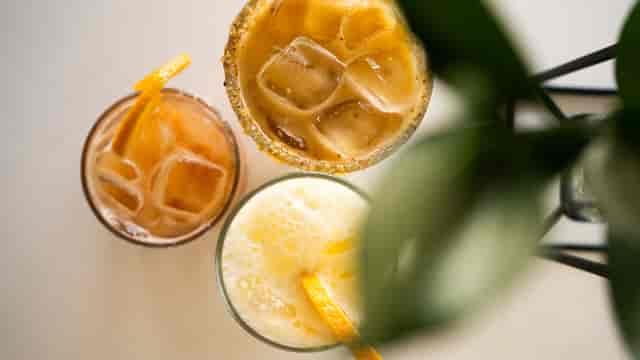 breakfast drinks