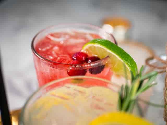 cranberry marg