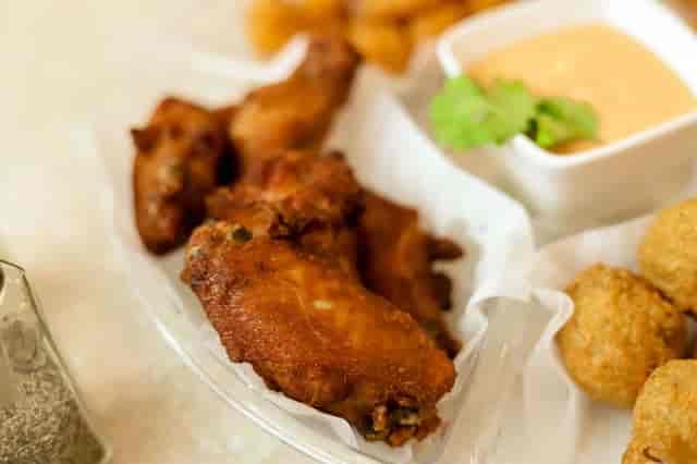 wings appetizers