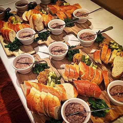 food spread