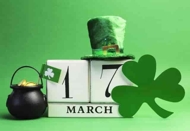 St. Patrick's Day Take & Bake