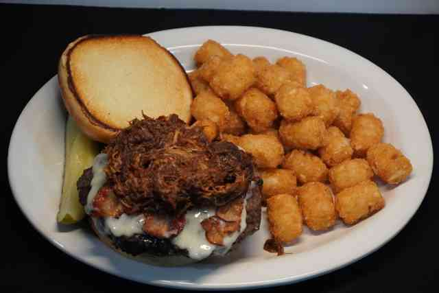 Railyard Burger