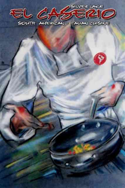 chef artwork