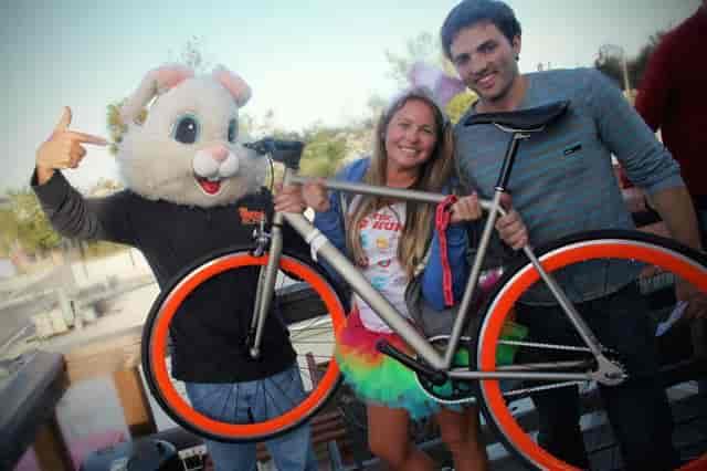 bicycle team