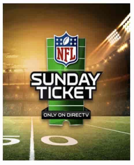 Sunday ticket