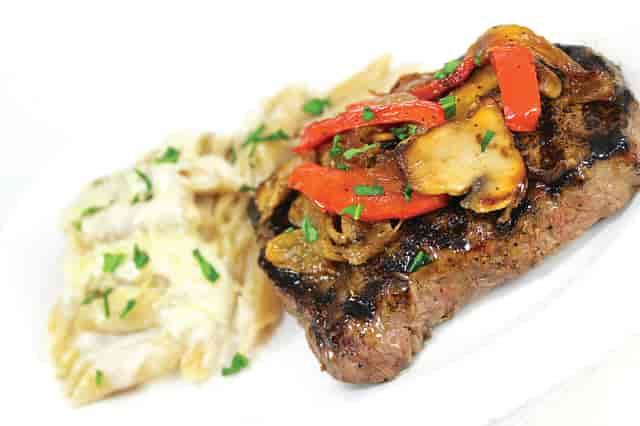 Steak Florentina