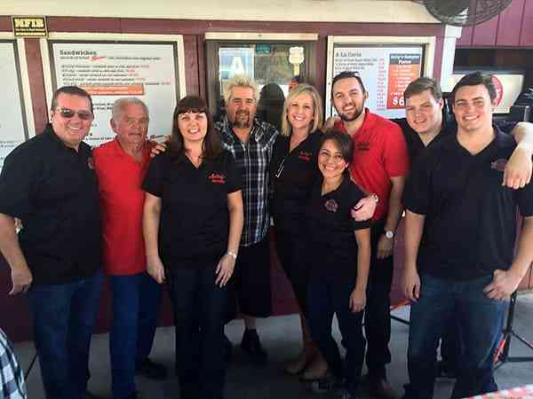 Salty's With Guy Fieri