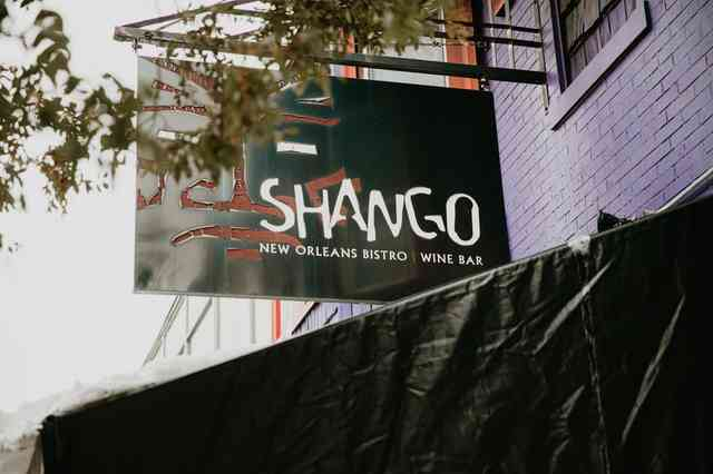 Shango sign