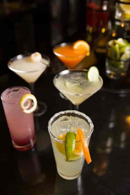 Assorted Cocktails