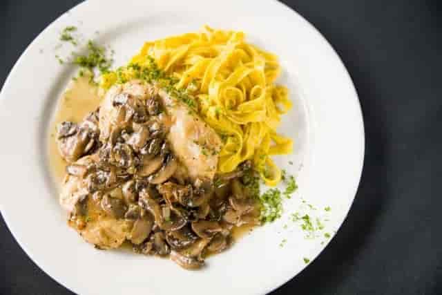 Pollo Marsala