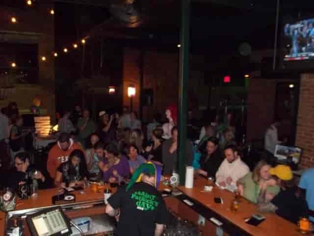 South Austin busy bar