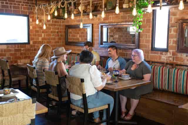 Uptown Interior Bar