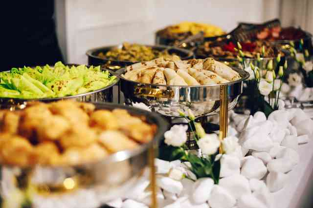catering event