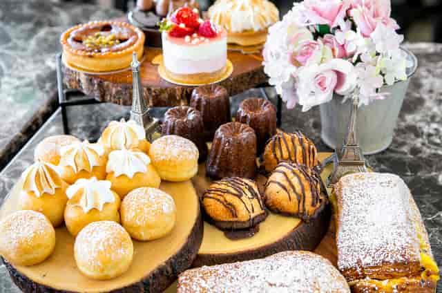 Dessert Assortment