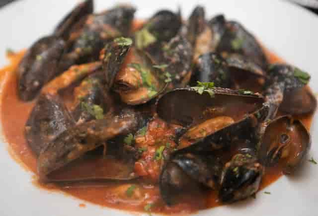 Mussels Possipolio