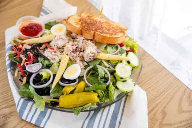 full combo king louie salad