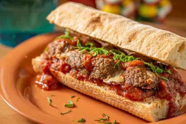 neatball sandwich