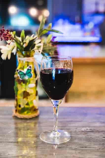 house wine
