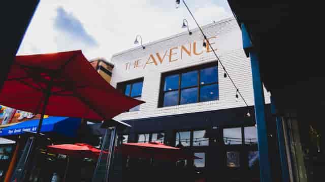 The Avenue exterior