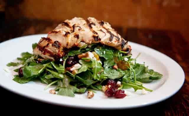 grilled chix salad