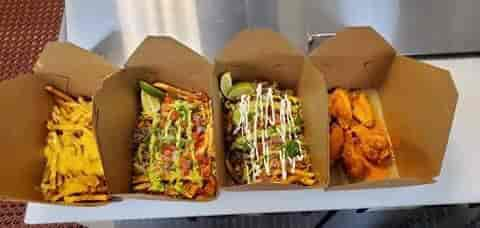 nacho carne wings