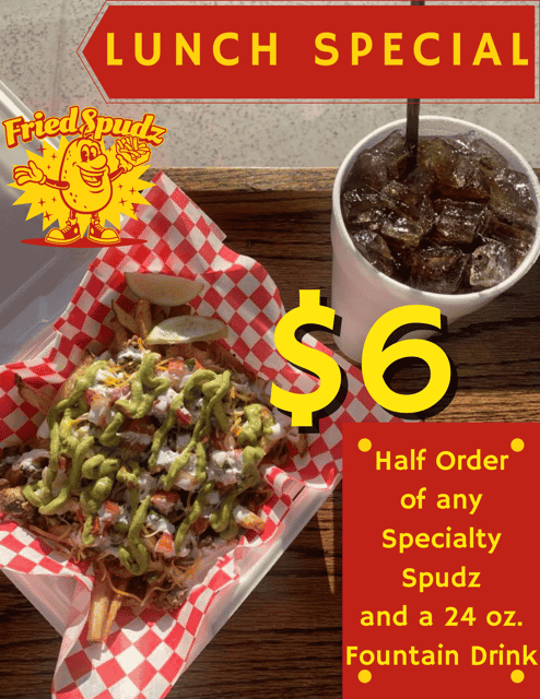 Lunch Special: The special to end all specials