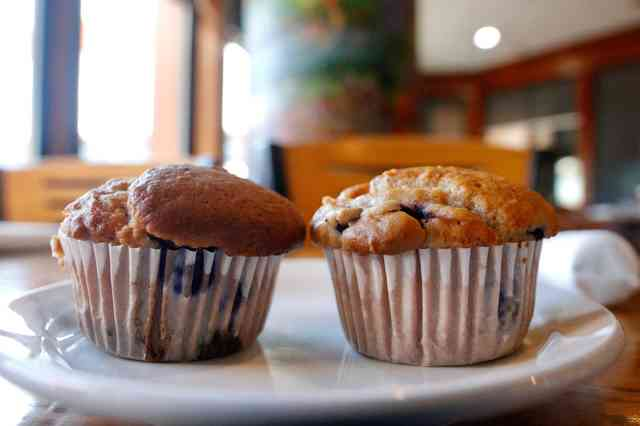 Good Life Cafe Muffins