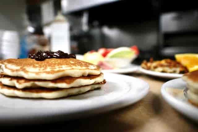 Good Life Cafe Breakfast Entree