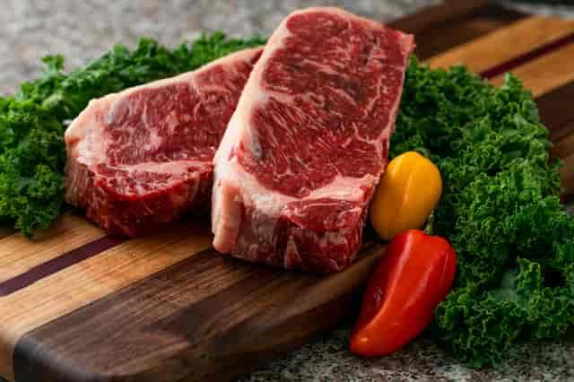 steaks looking good