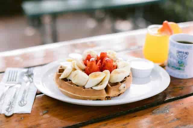 belgian wonderful waffle