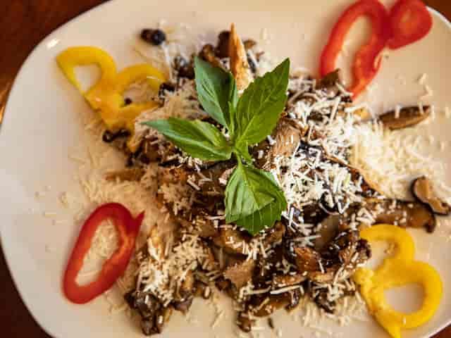 mushroom brushcetta
