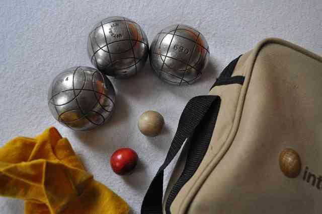 bocce ball kit