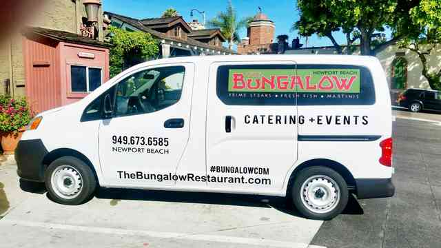 Off-Site Catering Van