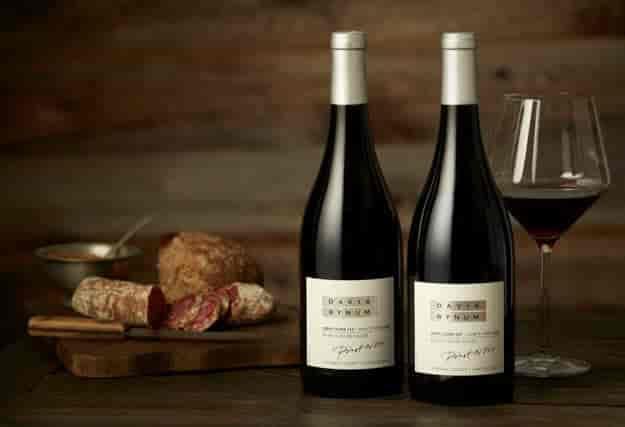 Davis Bynum Pinot Noir Clone Wine Tasting