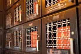 Alden Park Wine Locker Lease Program
