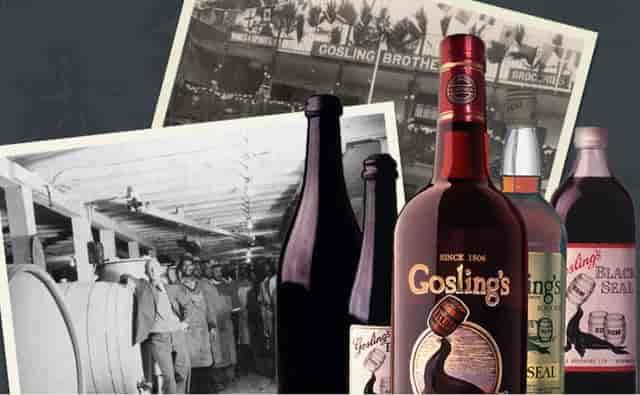 goslings rum dinner