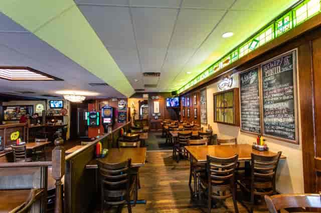 dinning area inside