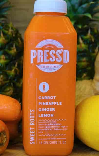 Sweet Roots Press'd Juice