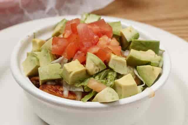 healthy living Ventura salad