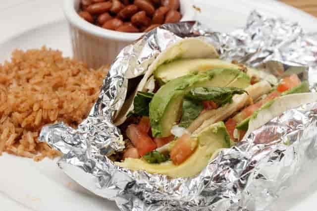 healthy living tacos