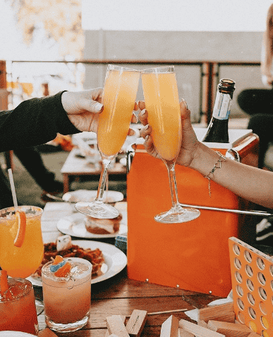 Best Bottomless Mimosas & Brunch in Scottsdale, Arizona