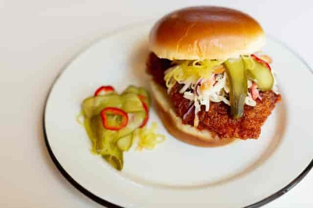 Best Hot Chicken Sandwich in Scottsdale Arizona