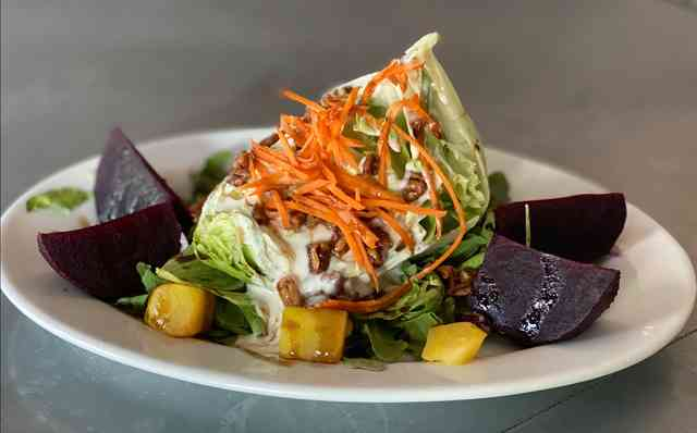 Wedge Beet Salad