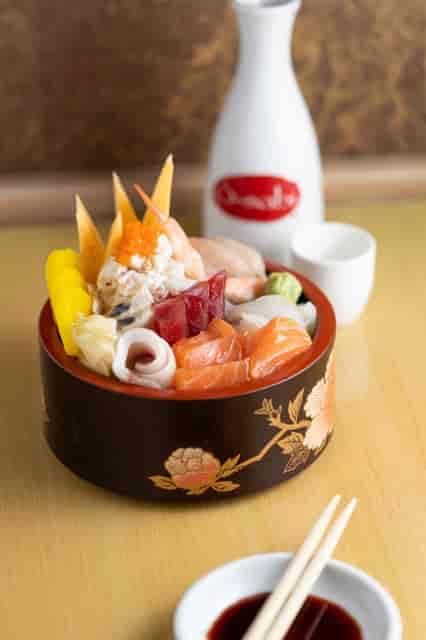 chirashi bowl